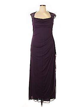 Xscape Cocktail Dress Size 18 (Plus)