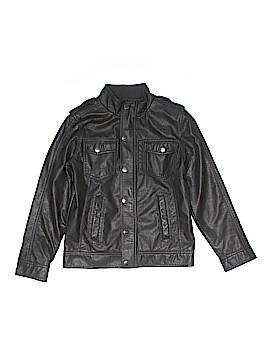 Urban Republic Faux Leather Jacket Size 14 - 16