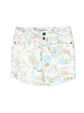 Lands' End Denim Shorts Size 10