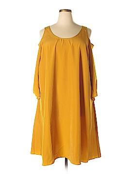 Soul Harmony Energy Casual Dress Size 2X (Plus)