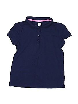 Gap Short Sleeve Polo Size 14 - 16