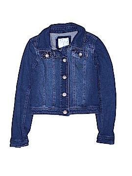 Justice Denim Jacket Size 7 - 8