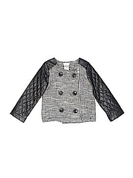 Max Studio Faux Leather Jacket Size 2T