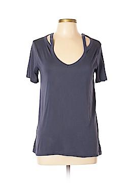 Hiatus Short Sleeve Top Size M