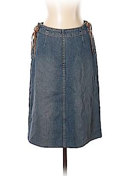 Liz Claiborne Denim Skirt Size 4 (Petite)