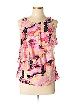Unbranded Clothing Sleeveless Blouse Size M (Petite)
