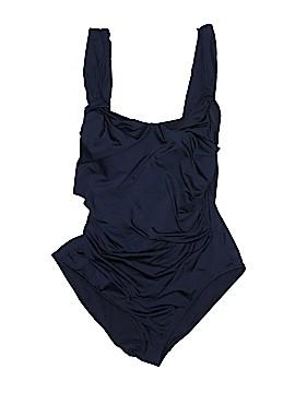 Badgley Mischka One Piece Swimsuit Size 10