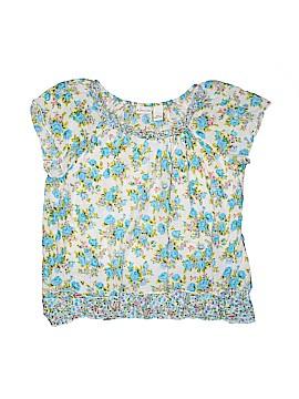 Kim Rogers Short Sleeve Blouse Size XL (Petite)