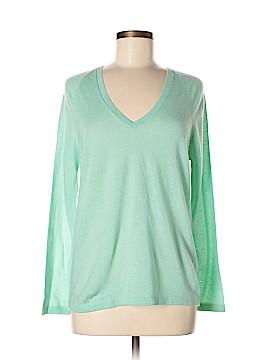 J. McLaughlin Cashmere Pullover Sweater Size M