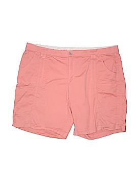 Lee Khaki Shorts Size 20 (Plus)