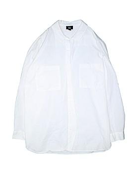 Mossimo Long Sleeve Button-Down Shirt Size XXL