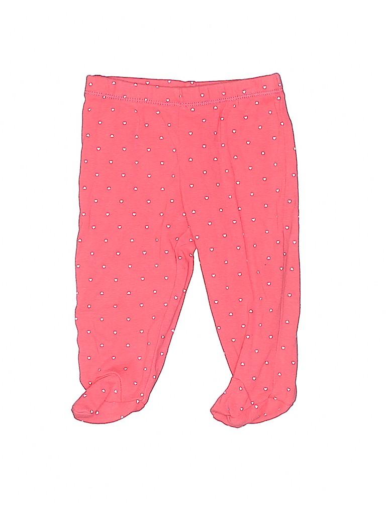 Carter's Girls Casual Pants Size 3 mo