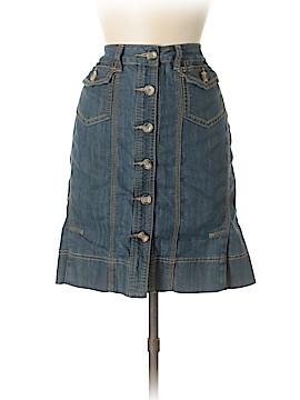 Willi Smith Denim Skirt Size 6