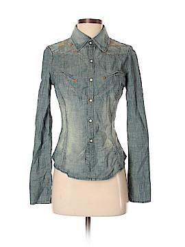 Chip & Pepper Long Sleeve Button-Down Shirt Size XS