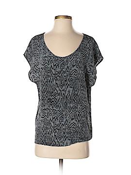 The Podolls Short Sleeve Silk Top Size XS
