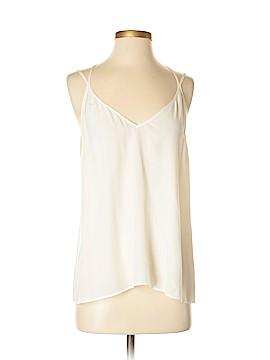 Sandro Sleeveless Silk Top Size Lg (3)