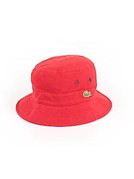 Lacoste Sun Hat Size Fits All Kids