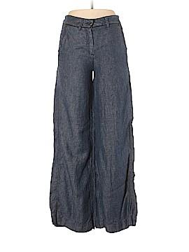 Armani Collezioni Linen Pants Size 6