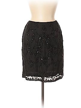 Pamela Dennis Silk Skirt Size 6