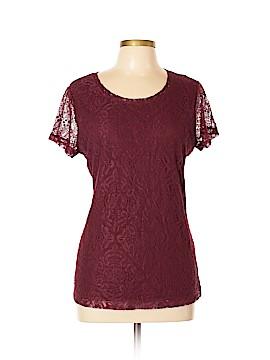 Van Heusen Short Sleeve Top Size L