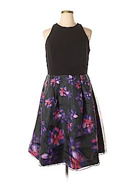 City Chic Casual Dress Size 16 (Plus)
