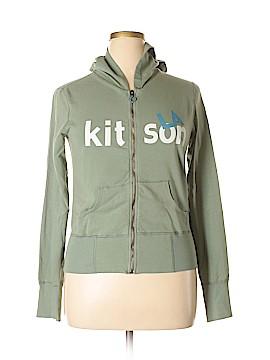 Kitson LA Zip Up Hoodie Size XL