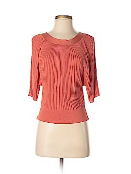 BOSS by HUGO BOSS 3/4 Sleeve Silk Top Size S