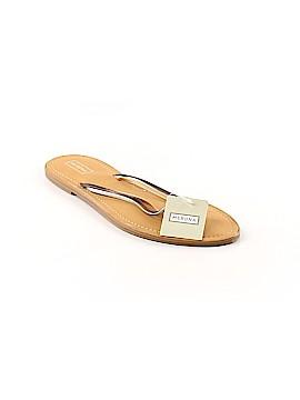 Merona Flip Flops Size 9