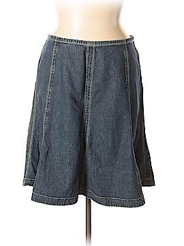 I.e. Denim Skirt Size 16 W