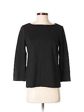 J. McLaughlin 3/4 Sleeve Top Size S