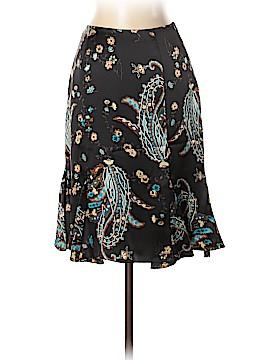 INC International Concepts Silk Skirt Size 2 (Petite)
