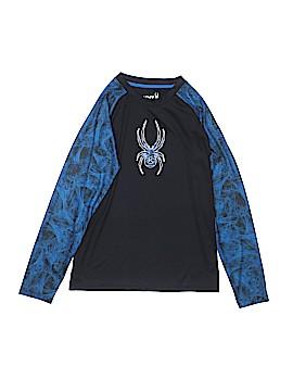 Spyder Active T-Shirt Size M (Kids)