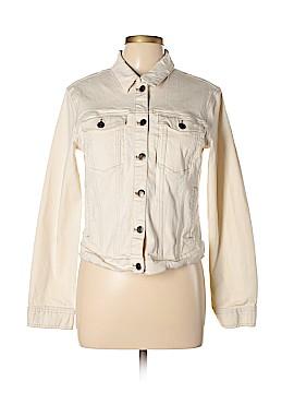 Garnet Hill Denim Jacket Size 10