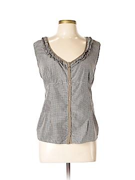 Gap Sleeveless Silk Top Size XL