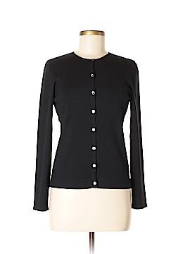 Barneys New York Silk Cardigan Size M