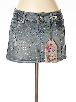 Wall Flower Denim Skirt Size 3