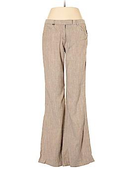 BCBGMAXAZRIA Linen Pants Size 6