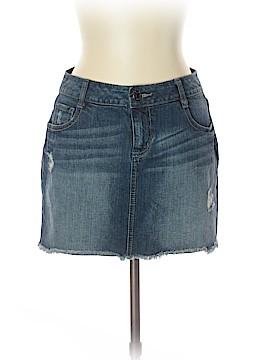 Apt. 9 Denim Skirt Size 10