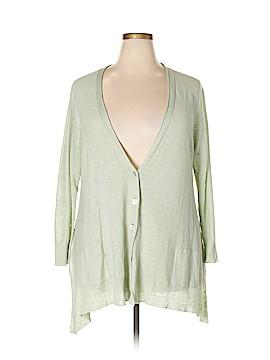 Eileen Fisher Cardigan Size 1X (Plus)