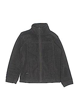 Columbia Fleece Jacket Size 8