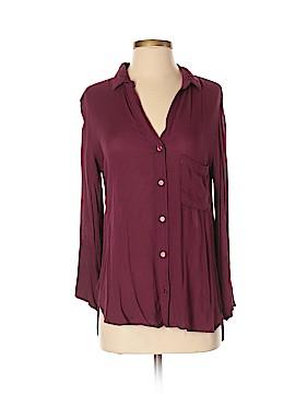 Cloth & Stone Long Sleeve Blouse Size XS