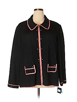 MING WANG Blazer Size 3X (Plus)