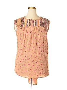 Ivy Jane Sleeveless Blouse Size XL