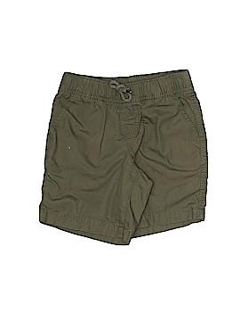 Crazy 8 Khaki Shorts Size 2T