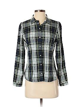 Marine Layer Long Sleeve Button-Down Shirt Size XS