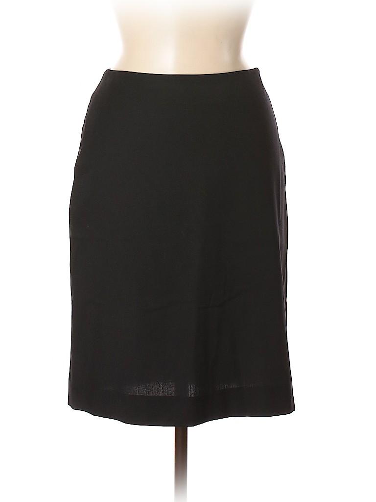 Barneys New York Women Wool Skirt Size 8