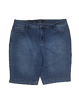 Nine West Denim Shorts Size 16