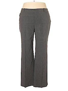 Lord & Taylor Dress Pants Size 22 (Plus)