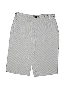 Larry Levine Khaki Shorts Size 16W