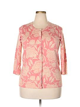 Talbots Cashmere Cardigan Size 1X (Plus)